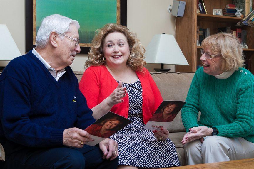 Carol Blood for Nebraska Governor campaign photo